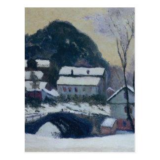Carte Postale Sandviken, Norvège par Claude Monet