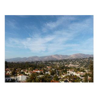 Carte Postale Santa Barbara