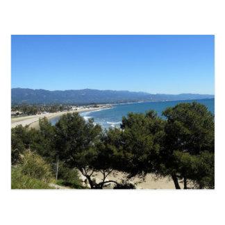 Carte Postale Santa Barbara prennent un souffle