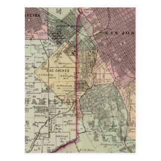 Carte Postale Santa Clara Co 5