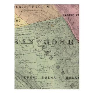 Carte Postale Santa Clara Co 6