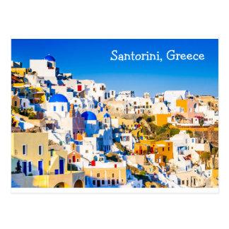 Carte postale Santorini Grèce