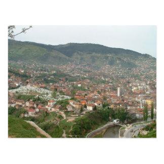 Carte Postale Sarajevo