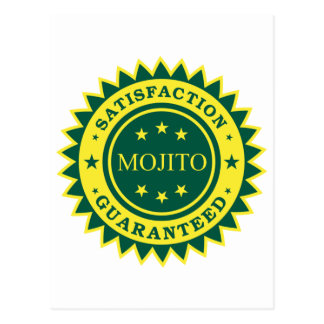 Carte Postale Satisfaction garantie