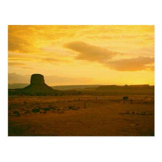 Carte Postale Scène 01 de vallée de monument