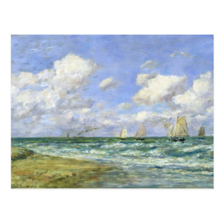 Carte Postale Scène marine, 1894