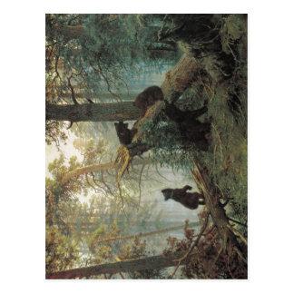 Carte Postale Schischkin récapitulatif, Iwan Iwanowitsch
