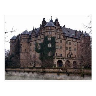 Carte Postale Schloss-1
