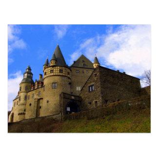Carte Postale Schloss Buerresheim