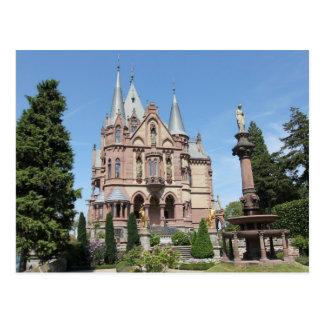 Carte Postale Schloss Drachenburg sur Drachenfels