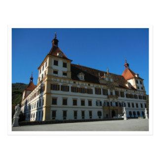 Carte postale - Schloss Eggenberg, Graz, Autriche
