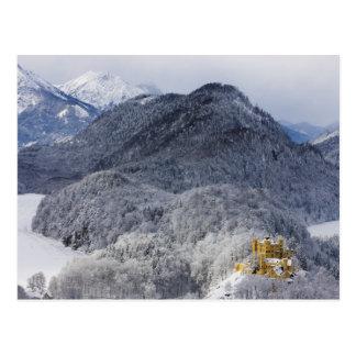 Carte Postale Schloss Hohenschwangau