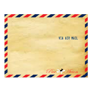 Carte Postale Scottie No. 8