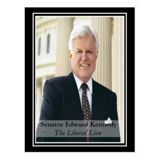 Carte Postale Se rappeler Ted Kennedy