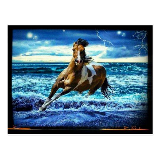 Carte Postale Sea horse