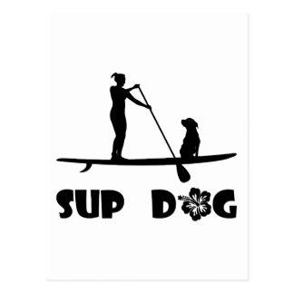 Carte Postale Séance de chien de PETITE GORGÉE