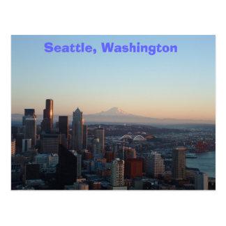 Carte Postale Seattle, Washington