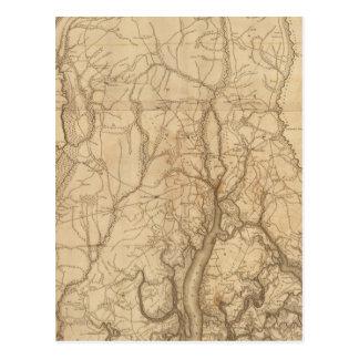 Carte Postale Secteur de Beaufort, la Caroline du Sud