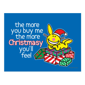 Carte Postale Sensation Christmasy