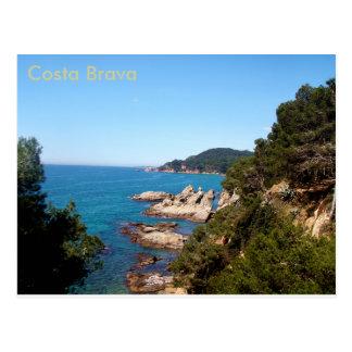 Carte Postale Sensation de Brava de côte