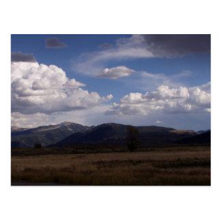 Carte Postale Série de Jackson Hole Wyoming