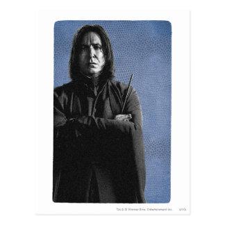 Carte Postale Severus Snape