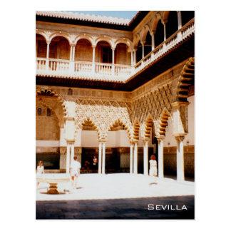 Carte Postale Séville