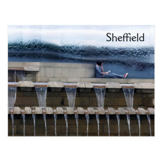 Carte Postale Sheffield