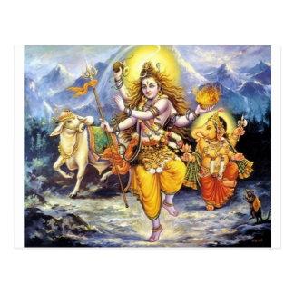 Carte Postale Shiv-Shankar