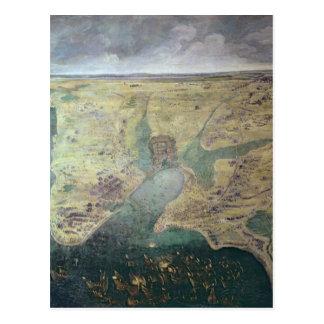 Carte Postale Siège de La Rochelle