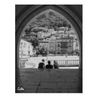 Carte postale-Sintra du Portugal
