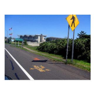 Carte Postale Six milles à Montauk