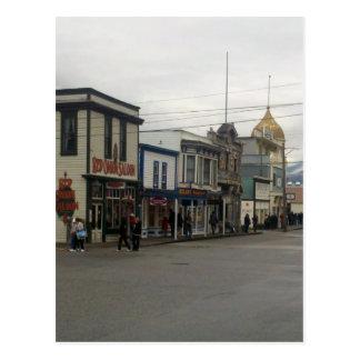 Carte Postale Skagway, Alaska