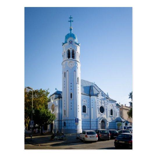 Carte Postale Slovakia - Bratislava - Blue Church