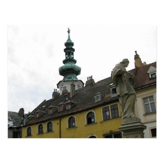 Carte Postale Slovakia - Bratislava - Clocks