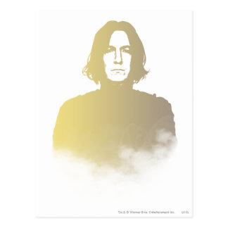 Carte Postale Snape