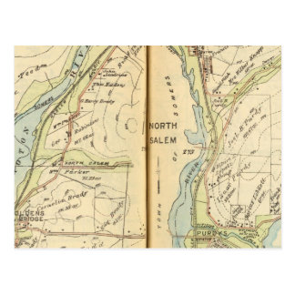 Carte Postale Somers, New York 2