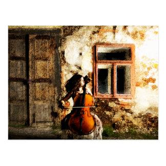 Carte Postale Sonate