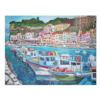 Carte Postale Sorrente, Italie -