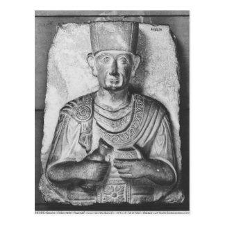 Carte Postale Soulagement funéraire de Zabdale, de Palmyra, la