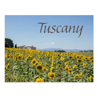 Carte Postale Sous le Sun toscan