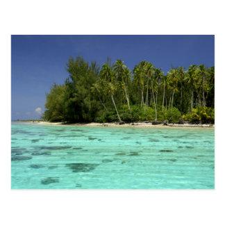 Carte Postale South Pacific, Polynésie française, Moorea 2