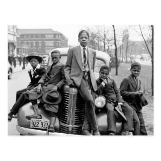 Carte Postale Southside Boys, 1941