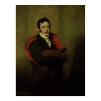 Carte Postale Spencer, 2ème marquise de Northampton, 1821