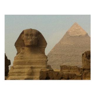 Carte Postale Sphinx
