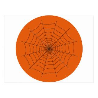 Carte Postale spider