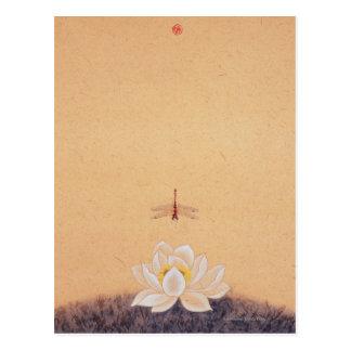 Carte Postale Spiritueux dans le ciel et les séries No.7 de la