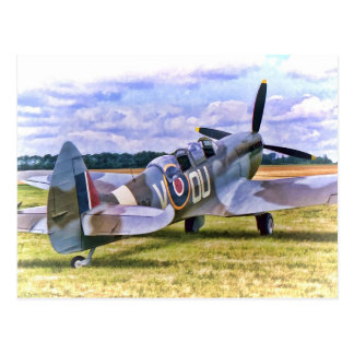 Carte Postale Spitfire