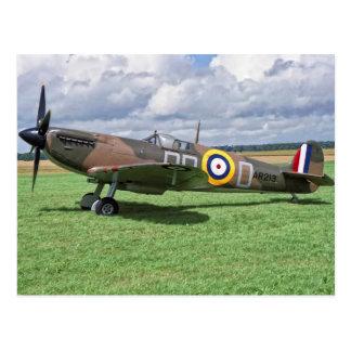 Carte Postale Spitfire AR213