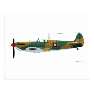 Carte Postale Spitfire de Supermarine